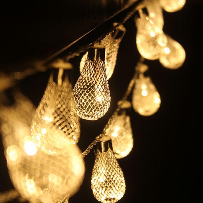3.5 М Капли Дождя Дизайн СВЕТОДИОДНЫЙ Свет Шнура Главная Декоративные Свадьба Гирлянда Лампа/luminarias/люстра baterry aa Фея лампы