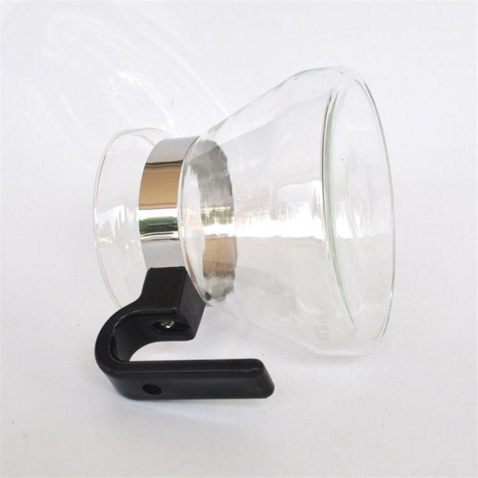 350 МЛ термостойкого стекла кофейники/Творческий чайник кофеварка и чайник кухонный инвентарь