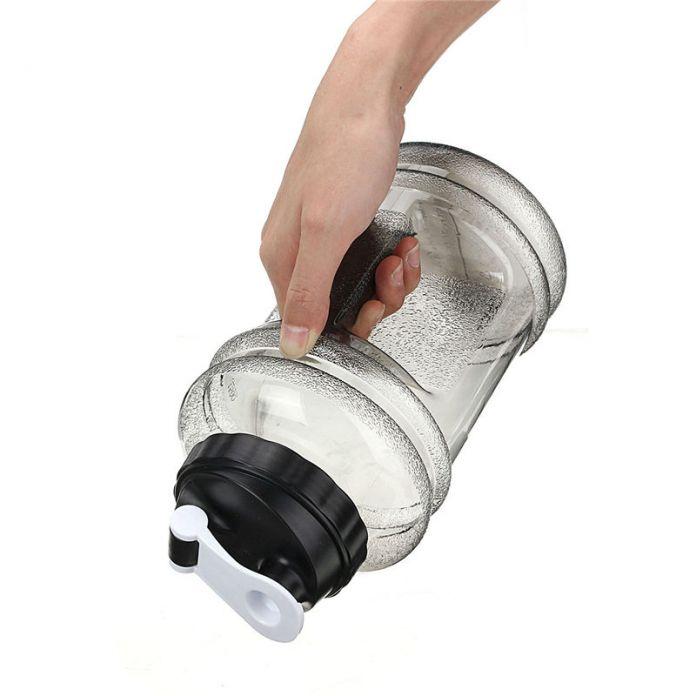 2.2L Большой Рот ДЭБ БЕСПЛАТНЫЕ Спортивные Тренажерный зал Пить Воду Крышка от бутылки Большой Емкости Чайник для Пикника На Открытом Воздухе Велосипед кемпинг
