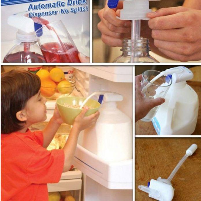 ТЕЛЕВИЗОР новый Автоматический насосный агрегат машины Питьевой воды Автоматическая напиток Диспенсер фонтаны/электрический аспиратор C2017P10