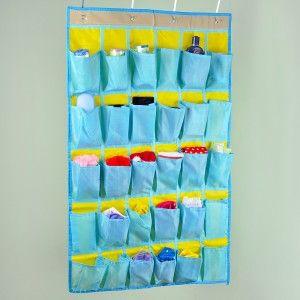 30 случаи мобильного телефона висит мешок общежитии классе стены хранения многослойный мешок мешок двери стене висит карман 90*54 см