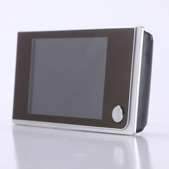 """3.5 """" экран HD с низким энергопотреблением низким Comsunption смарт-глазок видео-телефон дверной звонок"""
