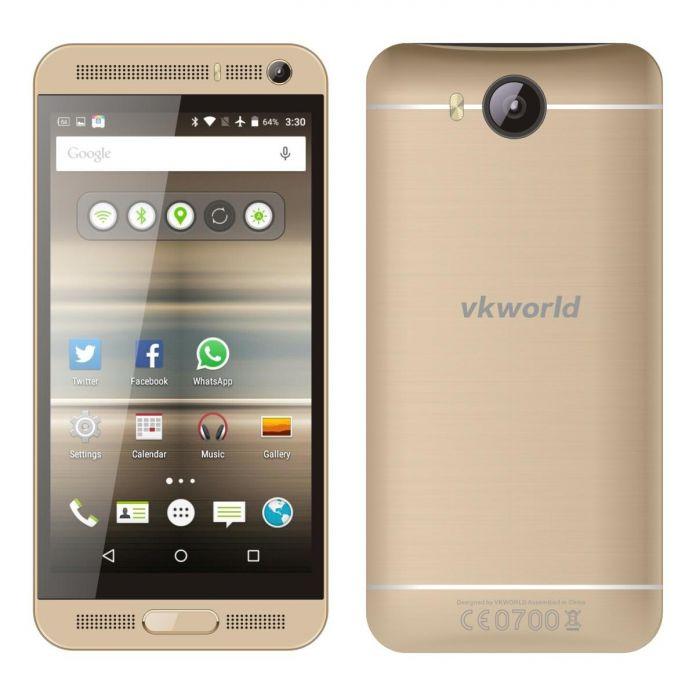 Vkworld VK800X 5 дюймов MTK6580 Quad Core ОПЕРАТИВНАЯ ПАМЯТЬ 1 Г + ROM 8 Г 8MP камера Двойная Вспышка Android 5.1 3 Г GPS Dual SIM мобильный телефон