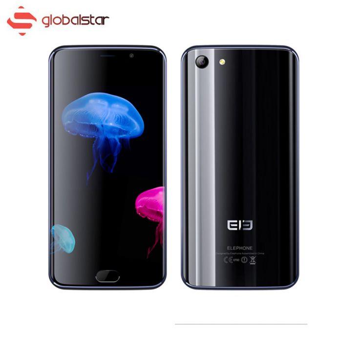Elephone S7 MTK Helio X20 Дека Ядро Android 6.0 Мобильный Телефон 5.5 дюймовый Мобильный Телефон 2 Г RAM 16 Г ROM 4 Г 3000 мАч 13MP 1080 P Смартфон