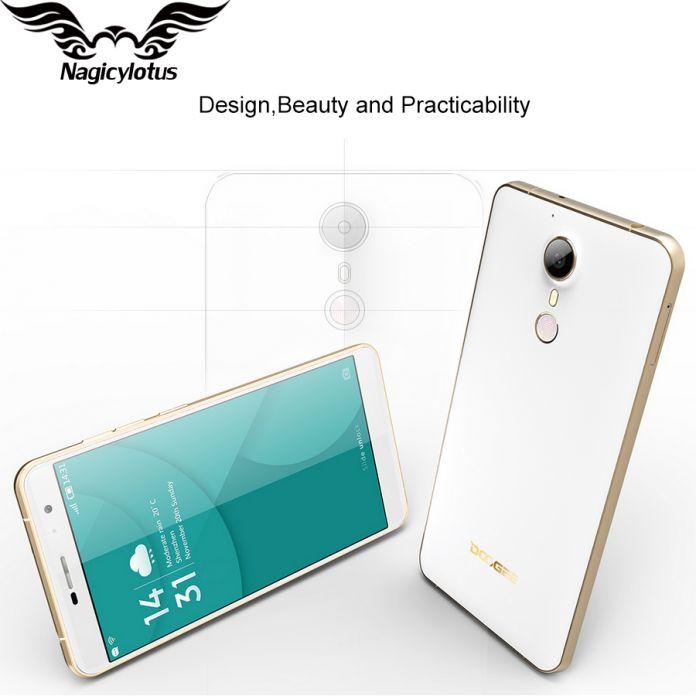 Оригинал DOOGEE F7 Pro 5.7 дюймов 4000 мАч 4 ГБ RAM 32 ГБ ROM MTK Helio X20 Дека Ядро Android 6.0 21MP Dual SIM 4 Г LTE Mobile телефон