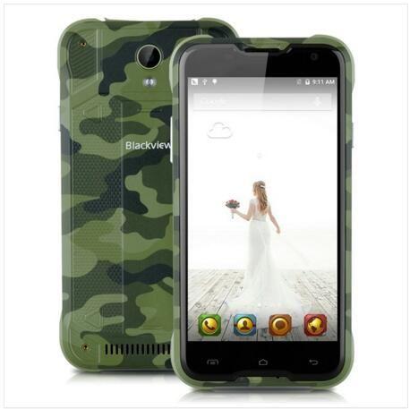 "Бесплатный подарок BLACKVIEW BV5000 4G LTE Мобильный Телефон MTK6735 Quad Core 5.0 ""HD 1280*720 2 ГБ 16 ГБ Android 5.1 13MP Dual Sim Gps 5000 МАч"