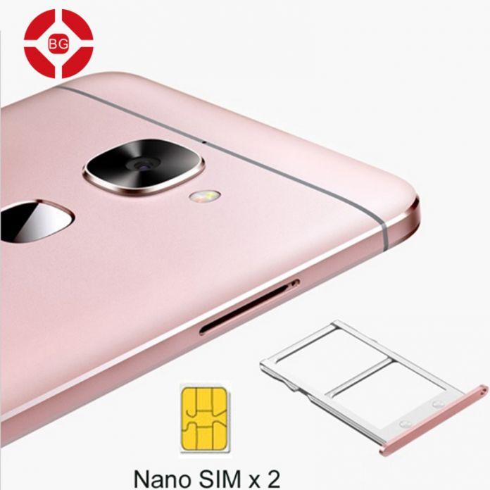 BG Оригинал Пусть V Le 2 Pro x620 на складе Dual Sim 4 Г LTE FDD Мобильного Телефона MTK Helio X20 Дека Core Ram 5.5 Дюймов 21 М Камеры