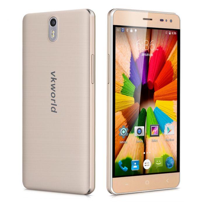 Vkworld G1 5.5 INCH MTK6753 окта основные 3 ГБ ram 16 ГБ rom 4 Г LTE Android 5.1 13.0MP + 8.0MP большая батарея 5000 мАч OTG