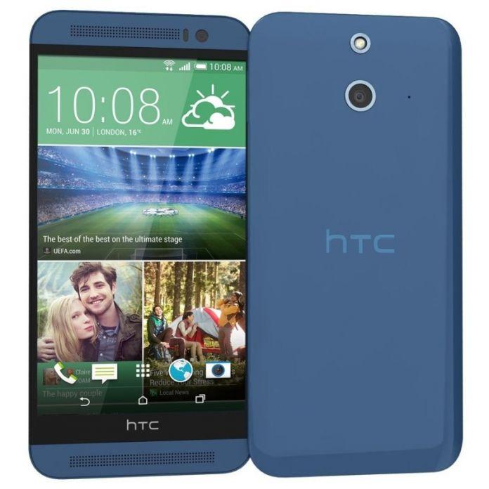 """Оригинальный HTC One E8 Moble Телефон Одноместный sim Quad-core ОПЕРАТИВНАЯ ПАМЯТЬ 2 ГБ ROM 16 ГБ 5.0 """"экран WI-FI GPS 13MP Камеры сотового телефона"""