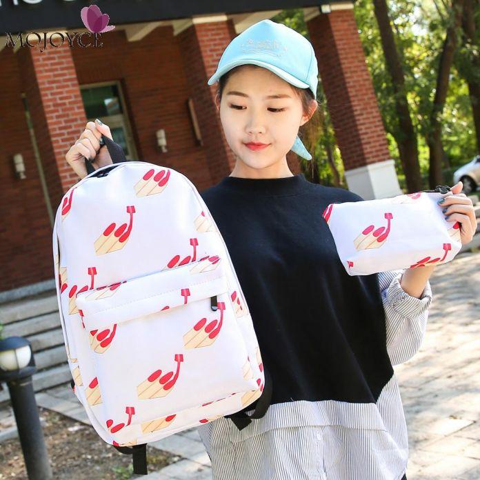 Водонепроницаемый рюкзак для Девочек-Подростков Mochila