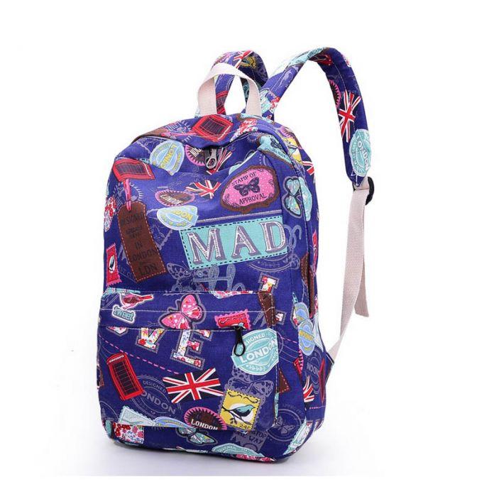 2016 Горячих известных брендов женщин холст рюкзак женщин сумки дамы сумка школьные сумки студенты рюкзаки холст рюкзак XA130B