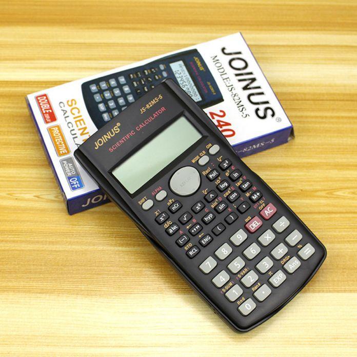 Супер Качество, Ученик Школы Калькулятор Научно Калькулятор Многофункциональный Счетчик Счетная Машина Dropshipping