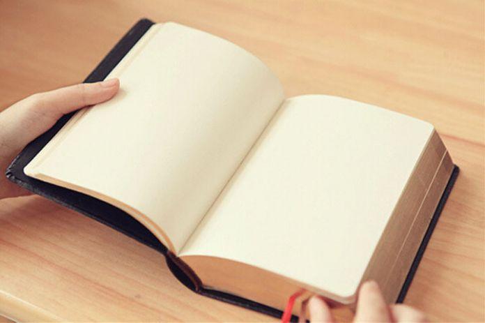 1 шт. Винтаж Толстая Бумага Блокнота Кожаный Библия Дневник Zakka Журналов Повестки Дня Планировщик Случайный цвет