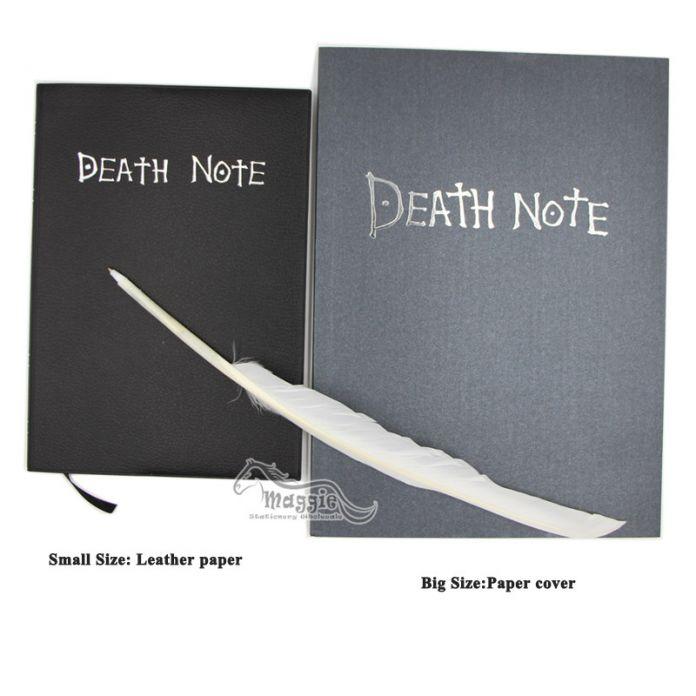 Новый Косплей Записная Книжка Death Note Death Note Ноутбук и Пером Писать Журнал Сайт Школы и Офисные Принадлежности