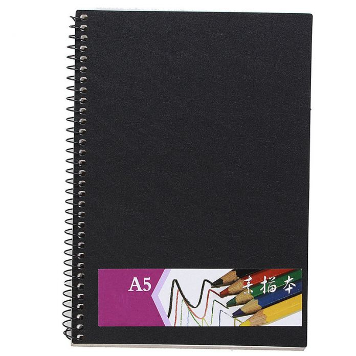 Горячая A3 A4 A5 Пустой Альбом для Рисования Граффити картина 30 листов Эскиз Блокнот Тетрадь Школа Управления питания