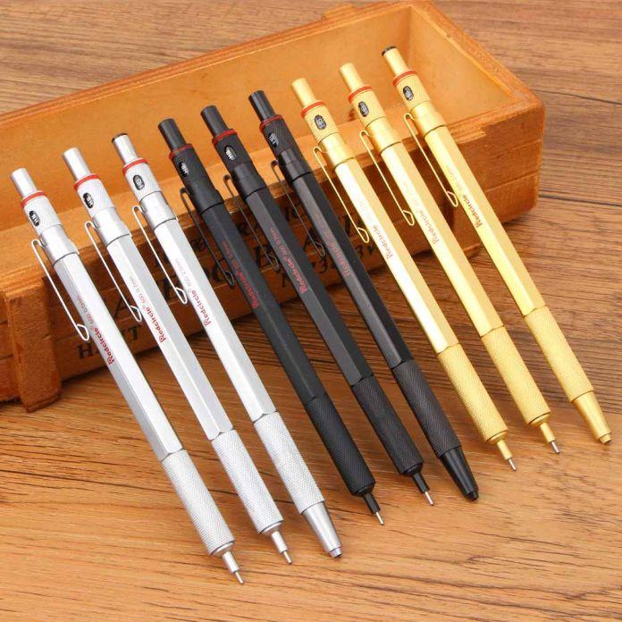 0.5 мм 0.7 мм 2.0 мм RedCircle Разработке Металла Механический Карандаш для рисования