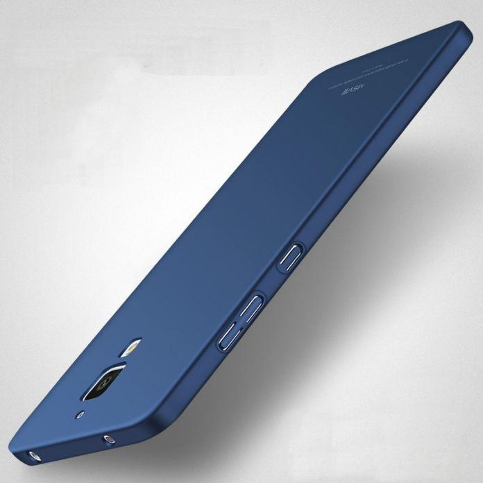 Первоначально MSVII Чехол Для Xiaomi Mi4 Жесткий Матовый PC Back Чехол 360 Полная Защита Корпуса Для Xiaomi Mi 4 M4