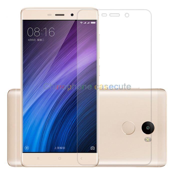 Закаленное Стекло Для Xiaomi Redmi 4 Pro/Xiaomi Redmi4 Телефон 5.0 дюймов Высокое Качество Безопасности 0.26 мм 9 H Твердость Протектор Экрана стекла