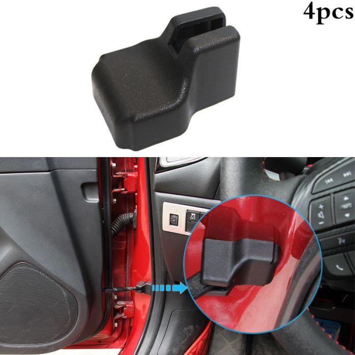Подходит Для HaimaS7 freema для CX-5 CX-7 CX-9 Mazda Axela Автомобиля Дверь Пробка Защита Защитная Крышка Чехол 4 шт. в набор