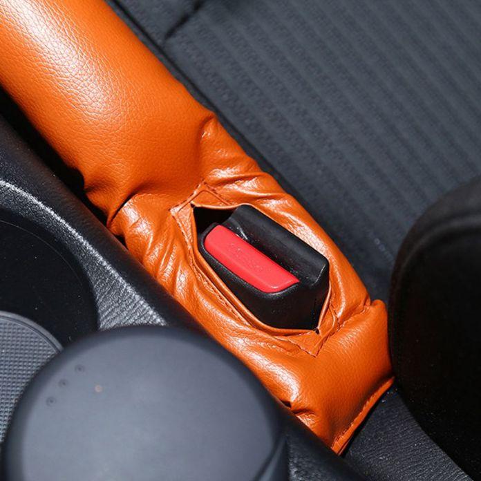 Бесплатная доставка автокресло разрыв наполнитель искусственная кожа авто мест утечки стоп площадку мягкой обивкой спейсерной кобура коричневый черный бежевый для Mazda