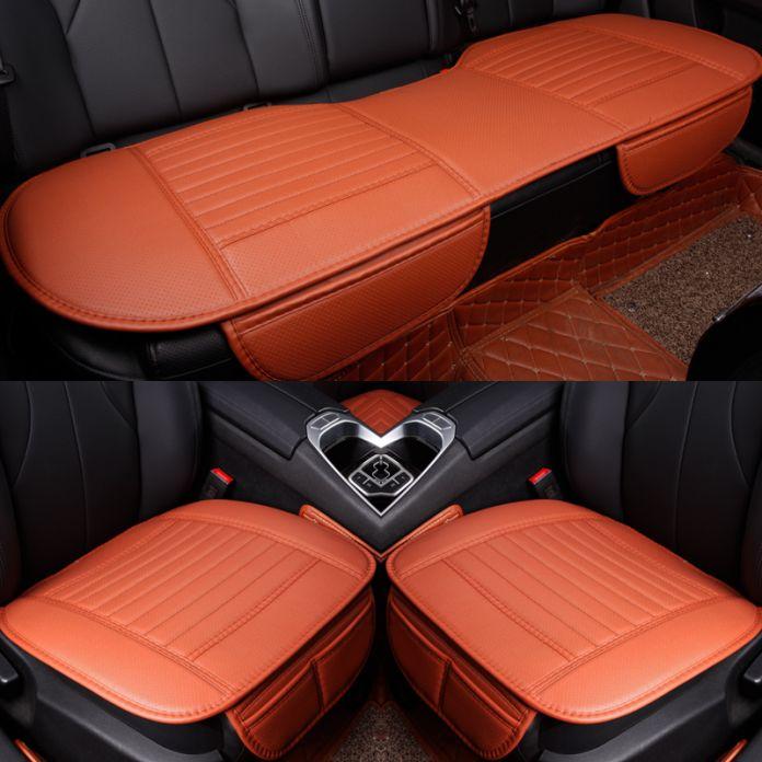 Four seasons генеральный автокресло охватывает Подходят для 3 Серии 4 серии, 5 серии, 7 серии, X1 X3 X5 X6 автомобилей одного подушки сиденья крышка