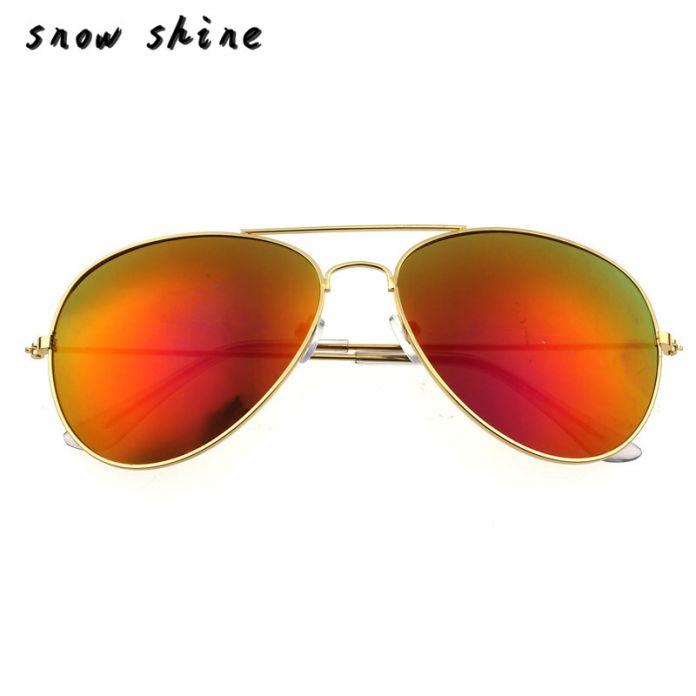 Snowshine 3001xin Женщины Мужчины Классические Унисекс Ретро Очки Металлический Каркас бесплатная доставка zs
