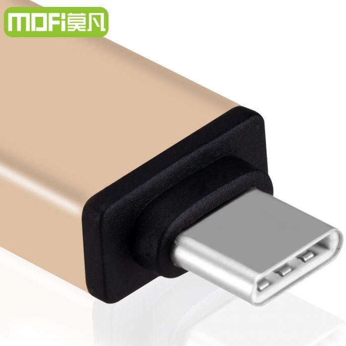 MOFi usb type-c usb 3.0 женский конвертер usb 3.1 otg адаптер для google nexus пусть v макс meizu тип c адаптер usb