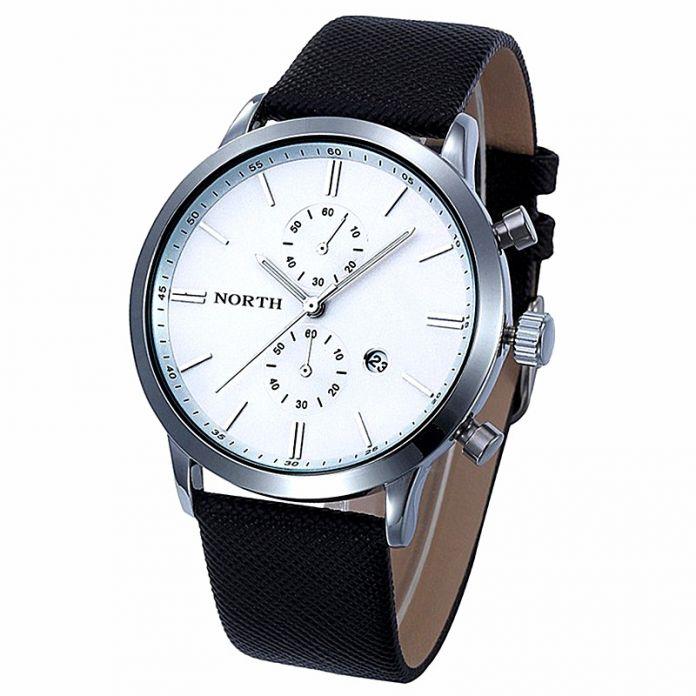 2015 Мужские модные брендовые наручные часы Аналоговые Армейские Повседневные Спортивные Кварцевые С кожаным ремешком 30М водонепроницаемые
