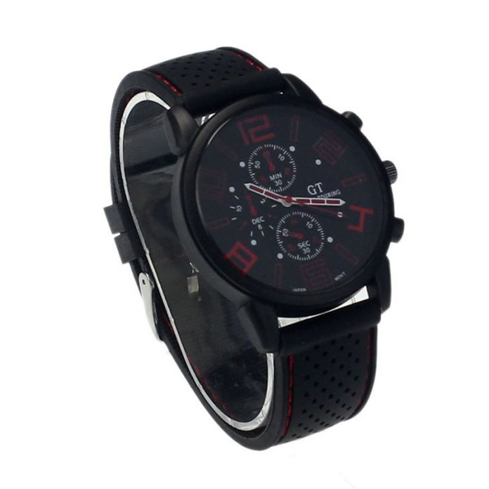 Irisshine i0856 мужчины подарок вахты люксовый бренд Новых Людей Из Нержавеющей Стали Роскошные Спорт Аналоговый Кварцевые Часы Наручные Часы