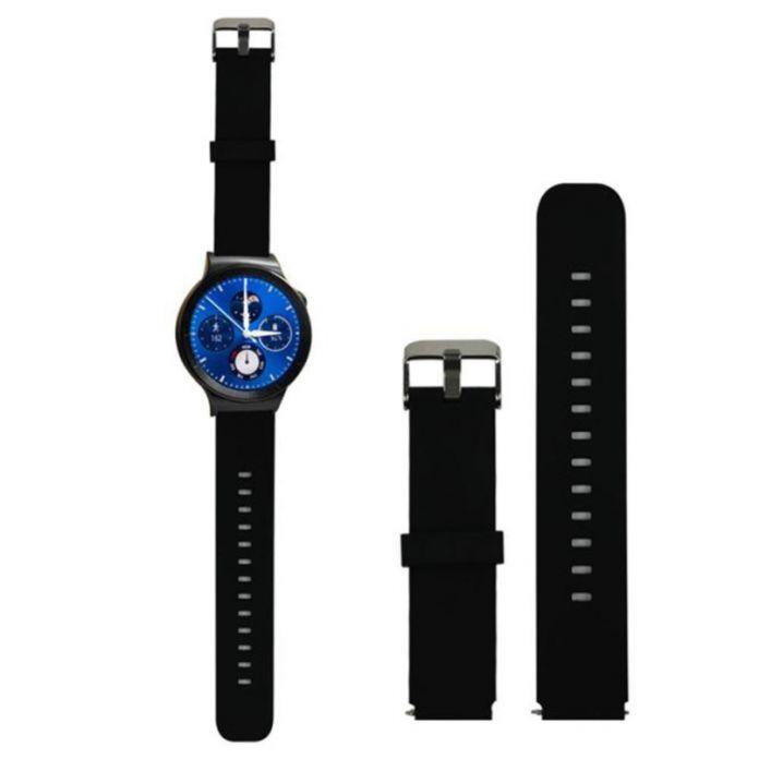 Отличное качество новый бренд класса люкс силиконовые часы группа ремешок для LG G W100 W150 W110 часы