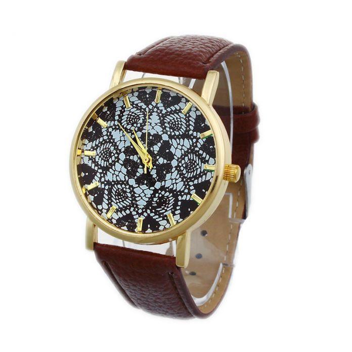 Новые Женщин Ретро Часы Геометрия Кожа Pu Luxury Brand Леди Причинно Смотреть Женщин Платье Часы браслет часы для женщин # LWN