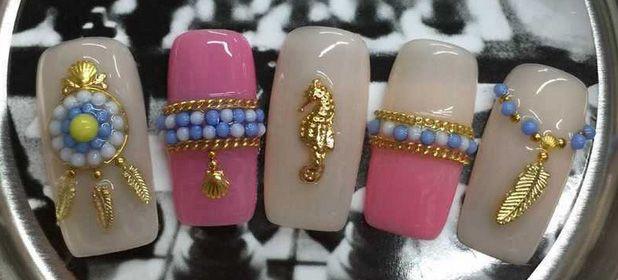 12 конфеты цвета 1.5 мм частиц акриловые ногти бусины колеса блеск маникюр советы для подвески 3D искусство украшения