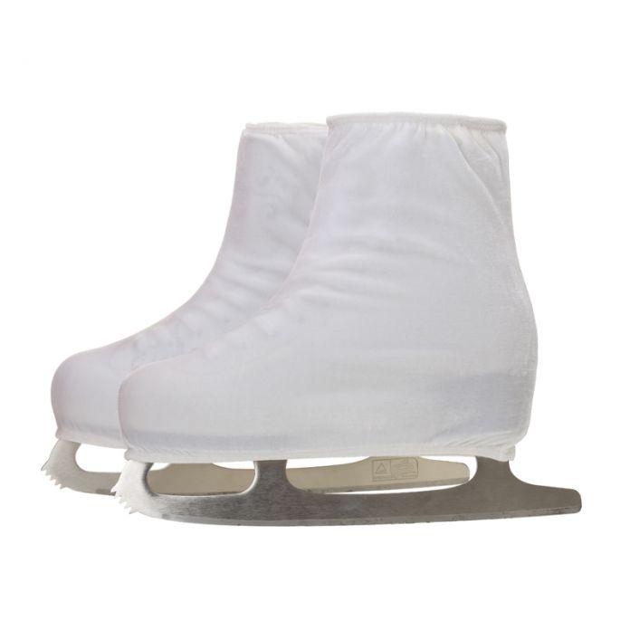 24 Цвета Ребенок Взрослый Бархат Катание На Коньках Фигурное Катание Обувь Крышка Сплошной Цвет Rollar Скейт Обувь Аксессуары Спортивное Черный