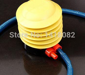 Одна часть Штамп на насос воздушный шар аксессуары насос для надувать воздушные шары насос воздушный шар насос