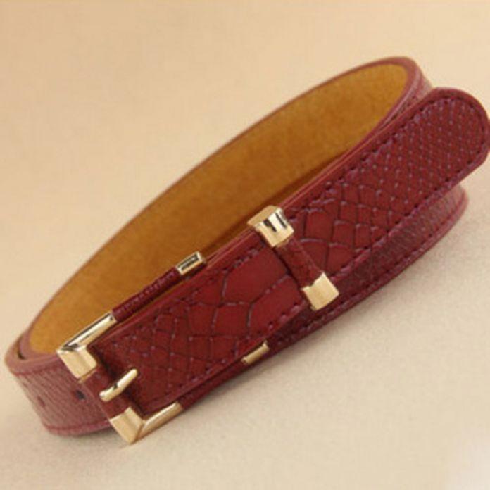 Новая мода Женский кожаный пояс зерна поясные ремни для женщин cinto feminino Бесплатная Доставка 1 шт.
