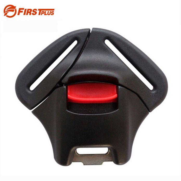 Baby Car Seat Belt Lock 5 Точечные Ремни Безопасности Пряжки Ребенка Ремни Безопасности Блокировки Груди Клип Детского Удерживающего Устройства