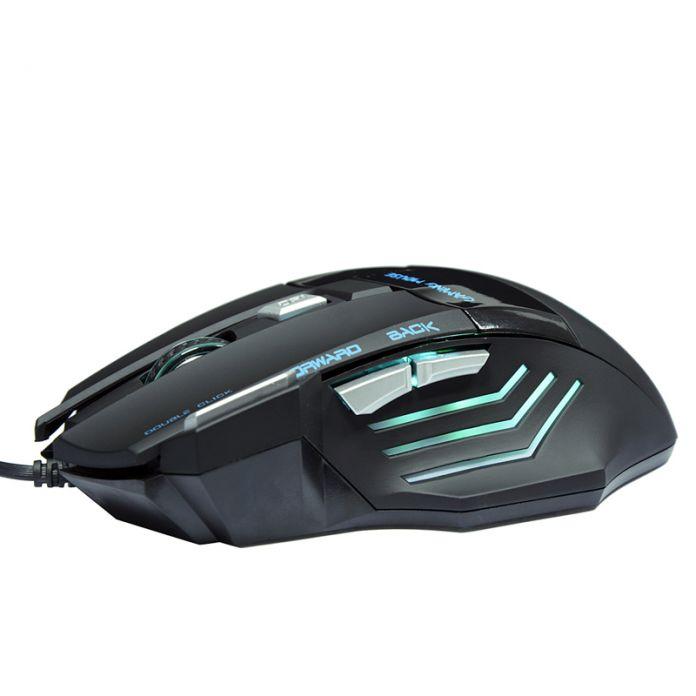 Оптическая USB Проводная Мышь для Pro Gamer