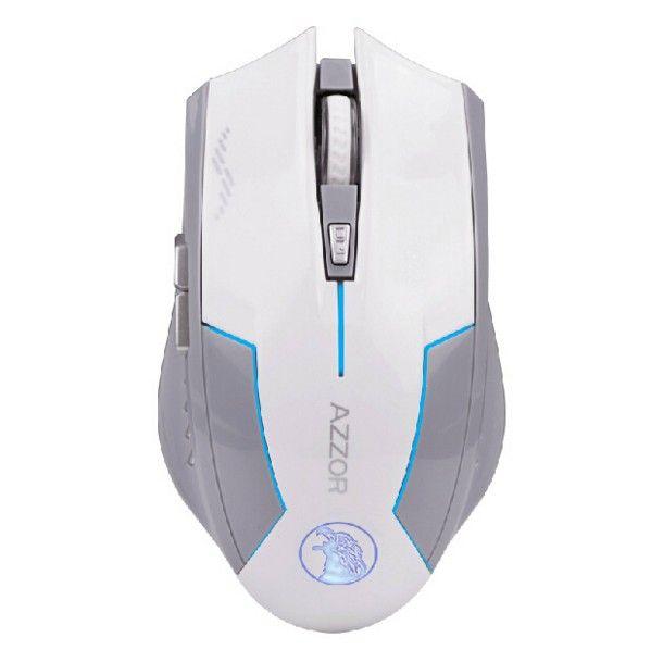 Azzor Лазерная беспроводная Мышь Gaming с зарядным кабелем