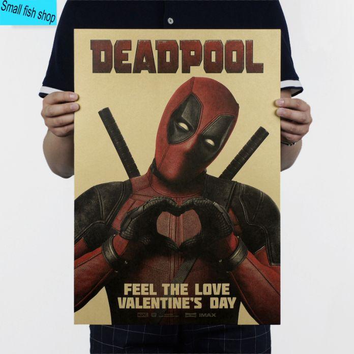Дэдпул Райан Рейнольдс Х super hero X-Men символы анимация Вэй Крафт фильм плакаты наклейки