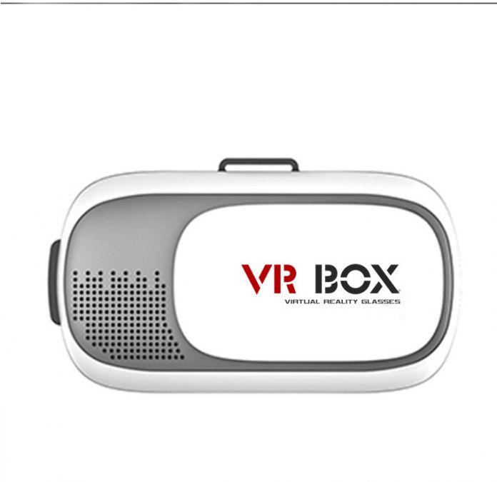 "HD VR BOX II 3D виртуальной реальности очки Виртуальной Реальности Очки Стекло Покрытие Объектива Шлем 3D Очки Гарнитура для 4-6.5 ""телефон"