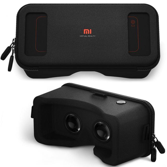 На складе Xiaomi Коробка VR VR Очки 3D Очки Виртуальной Реальности MI VR Картона Gafas де Realidad Виртуальный с геймпад вариант