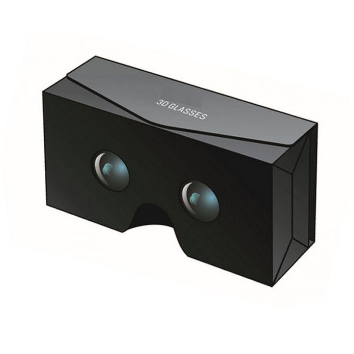 Новый Google Картон 3d Очки Очки Виртуальной Реальности Vr Box DIY Google Картон Vr 3d Стекла Для Iphone Huawei Sony Xiaomi