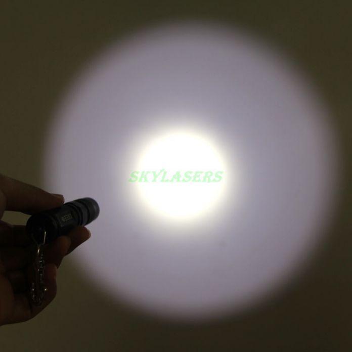 2014 Новая Версия Супер Мини CREE LED Фонарик Факел 2000LM фонарик Карманный фонарик + 14500 Аккумулятор + Зарядное Устройство