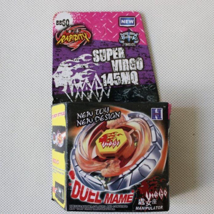1 шт. BB60 145MQ Без Launcher Beyblade Металл Fusion Beyblade 4D Волчок Детей Игрушки Для Рождественский Подарок S50