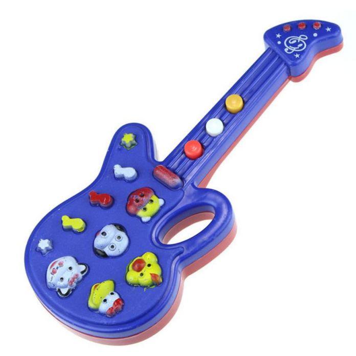 2016 Новые игрушки для вашего ребенка Игрушки Электронные Гитары Детский Стишок Музыка Детей Baby Дети Подарок microfono infantil детские фортепиано