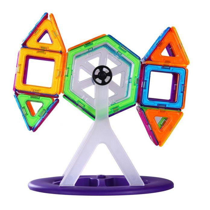 МАГНИТНЫЕ СТРОИТЕЛЬНЫЕ БЛОКИ УСТАНОВИТЬ Магнитный Конструктор Строительные Блоки Детей Игрушки DIY Развивающие Игрушки Для Детей Для Развлечения