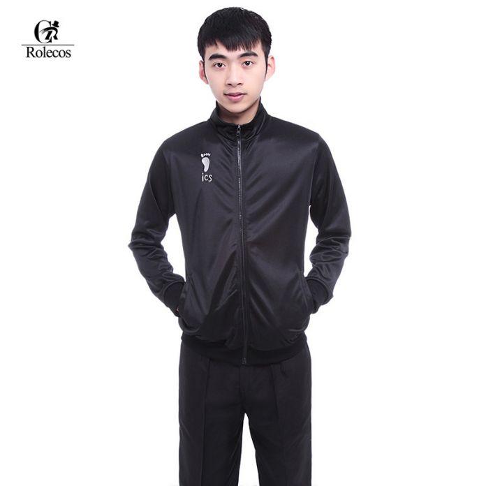 Haikyuu! Karasuno средней Школы Волейбольный Клуб Косплей Customes Пальто Куртки