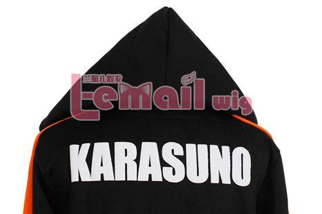 Haikyuu! Haikyuu Karasuno средней Школы Волейбольный Клуб Хината Shyouyou косплей Костюм Куртка