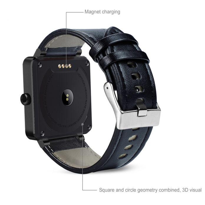 Новый Smart Watch US18 Smartwatch для IOS Android Телефон Heart Rate Monitor Фитнес Tracker Smart Watch Android Носимых Устройств