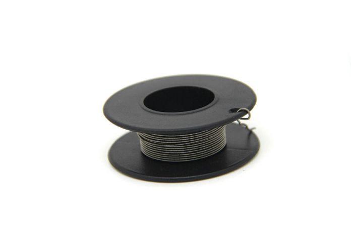 5 м/рулон 32 Г * 26 Г (0.2 мм * 0.4 мм) Клэптон Провод нагревательный провод для RDA РБА Ввиду Распылитель Катушки Электронной Сигареты Испаритель катушки